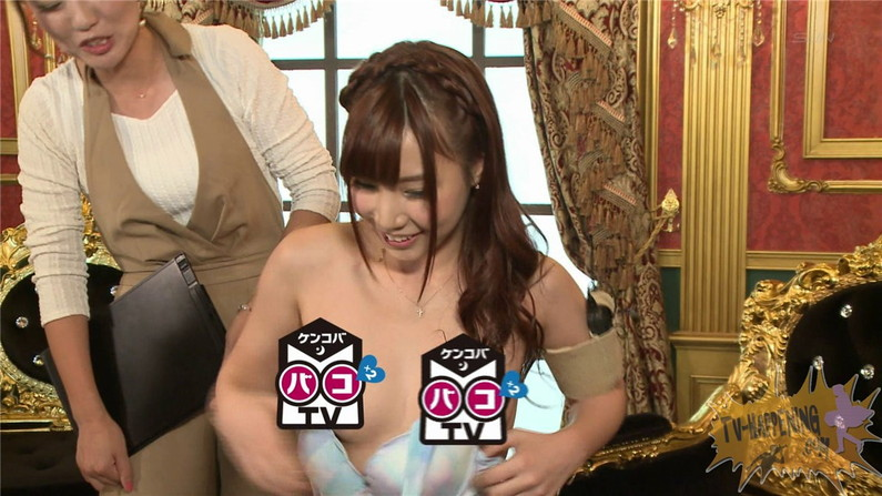 【お宝エロ画像】ケンコバのバコバコTVで美女達がロデオマシーン乗りながらエロい事させられてたww 39