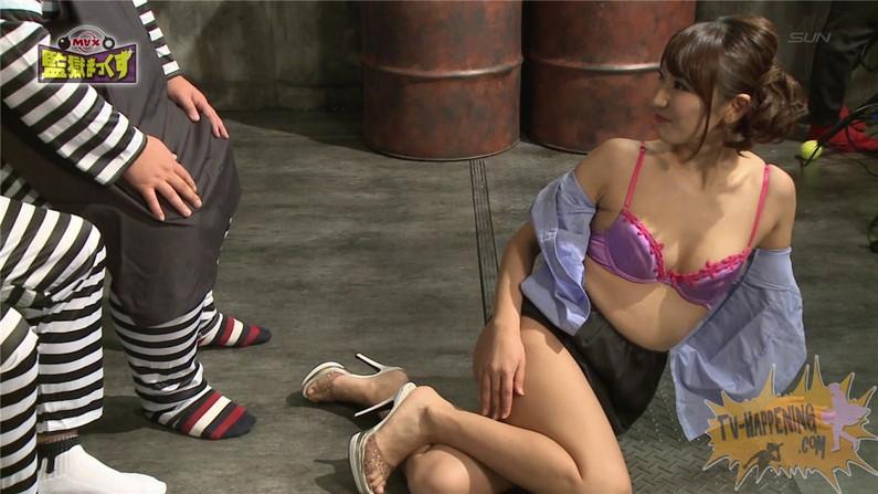 【お宝エロ画像】ケンコバのバコバコTVで美女達がロデオマシーン乗りながらエロい事させられてたww 43