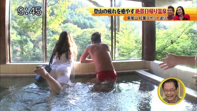 【温泉キャプ画像】こんな美女達の入浴姿見てたらチ○コムズムズしてくるだろ?ww