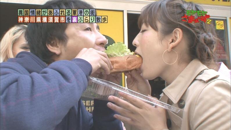 【擬似フェラキャプ画像】食レポしてるタレント達の顔ってなんでこんなに卑猥に見えるんだろう?ww 06