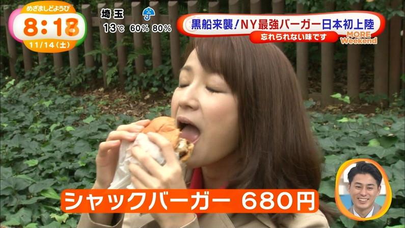 【擬似フェラキャプ画像】食レポしてるタレント達の顔ってなんでこんなに卑猥に見えるんだろう?ww 07