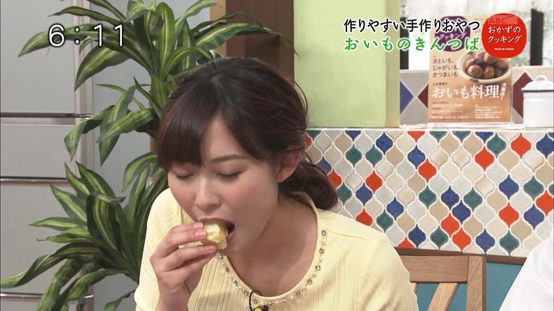 【擬似フェラキャプ画像】食レポしてるタレント達の顔ってなんでこんなに卑猥に見えるんだろう?ww 18