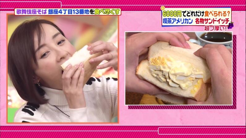 【擬似フェラキャプ画像】食レポしてるタレント達の顔ってなんでこんなに卑猥に見えるんだろう?ww 19