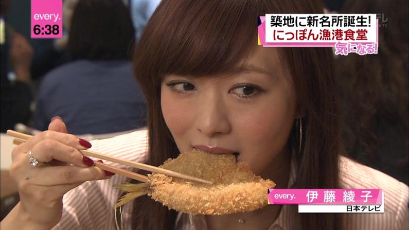 【擬似フェラキャプ画像】食レポしてるタレント達の顔ってなんでこんなに卑猥に見えるんだろう?ww 22