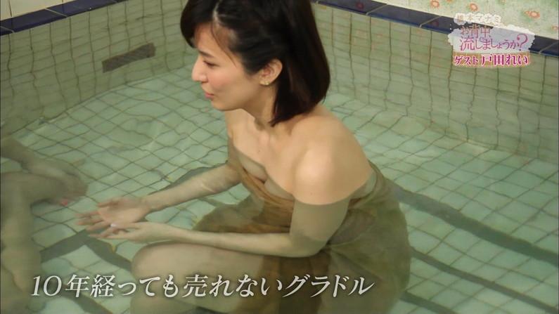 【温泉キャプ画像】もっと温泉に行こうに匹敵するほどのエロ番組、橋本マナミのお背中流しましょうか!がポロリ狙いすぎてワロタww(その他画像あり) 03