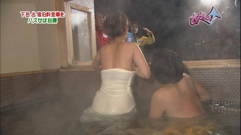 【温泉キャプ画像】もっと温泉に行こうに匹敵するほどのエロ番組、橋本マナミのお背中流しましょうか!がポロリ狙いすぎてワロタww(その他画像あり) 09