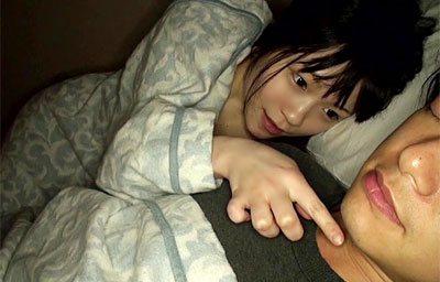 美少女に育った娘が逆夜這いでセックスを教えて欲しいと...!
