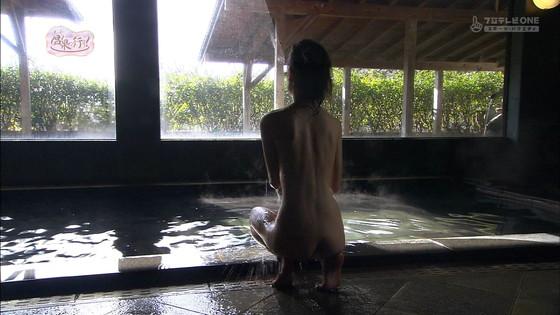 【女体キャプ画像】「もっと温泉に行こう」に出てた貧相な女性のお尻をたっぷりとご覧あれ 28
